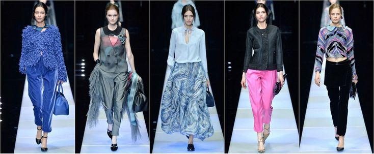 Trendy ze światowych wybiegów: jesień 2015 - Trendy w modzie - Domodi.pl