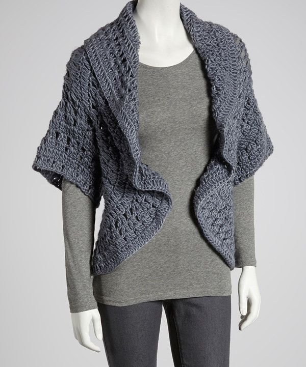 44 best Crochet Shrug images on Pinterest | Crochet shrugs ...