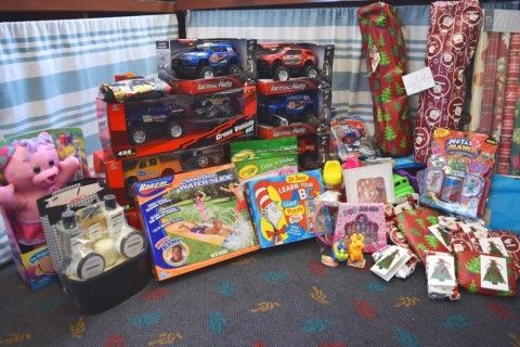 Christmas Gift Donations from Chartered Accountants