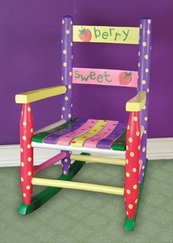 Sweet Berry Rocker