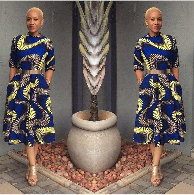 The 25 Best African Dress Designs Ideas On Pinterest