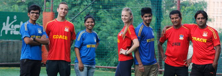 Soccer Connections is an international soccer academy for kids that provides fun oriented soccer training in Mumbai, Pune, Mohali, Ahmedabad and Raipur