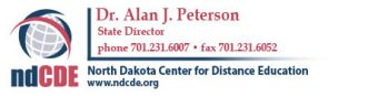 North Dakota Center for Distance Education- #SchoolDistrict in #CassCountyND