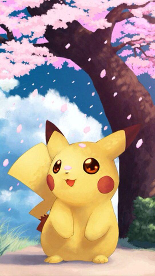 Cute Pikachu! :D