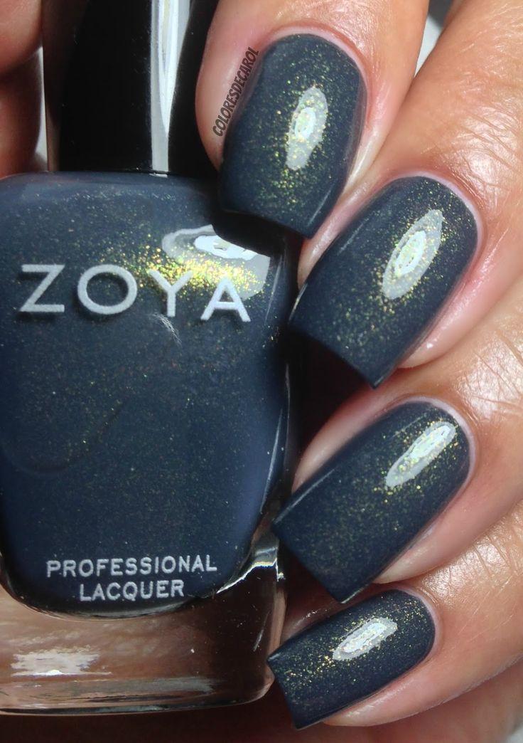 ZOYA - Yuna. Ignite Collection. Autumn 2014