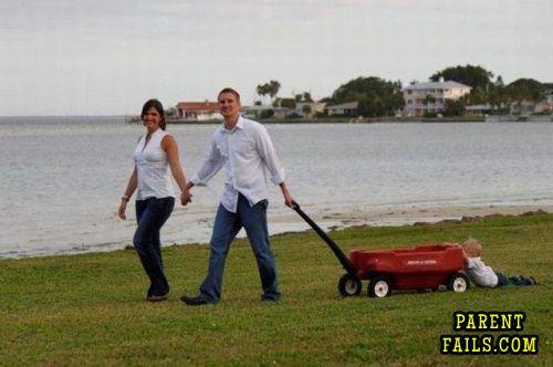 <b>Ces « parents » vous donneront l'impression d'être parfaits.</b>