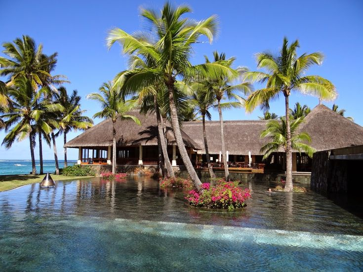 Constance Hotel in Mauritius - perfect for a honeymoon