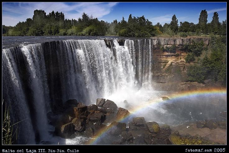Lugares muy Bellos de Chile(Paisajes Naturales) - Taringa!  Salto del Laja