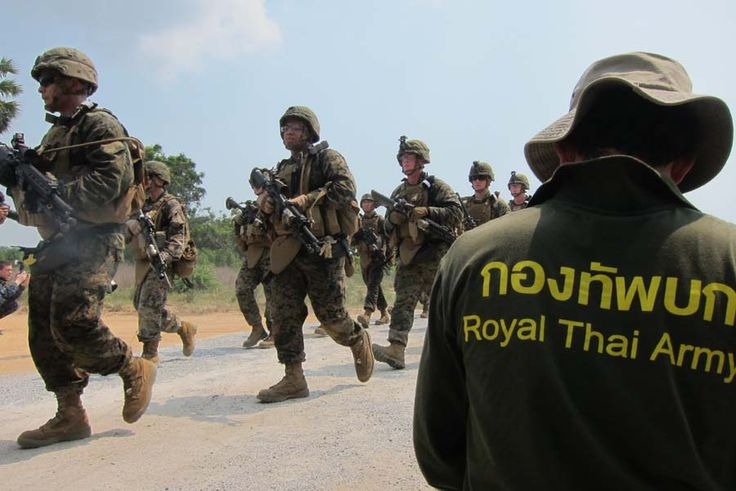 "The US scales down ""Cobra Gold"" military exercises in Thailand"