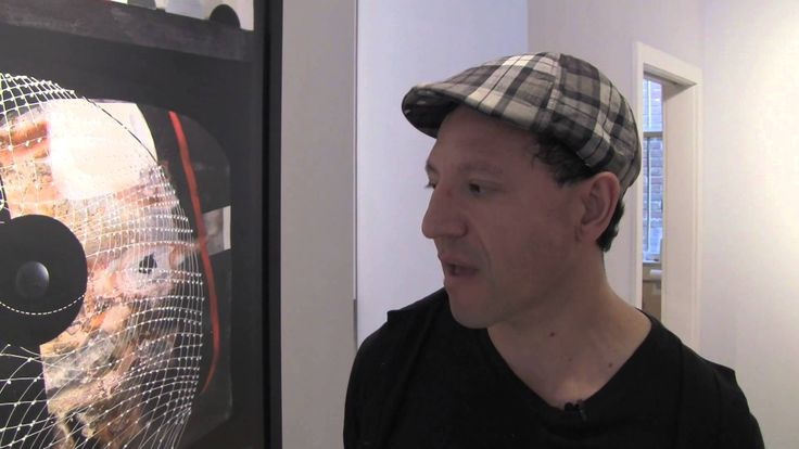 """An interview with Joan Belmar, featuring his painting series """"Chords"""" on exhibition at Addison/Ripley Fine Art in Washington, DC, September 12 to October 25, 2014.  ©Meteopa Productions and Chieftain Productions, 2014."""