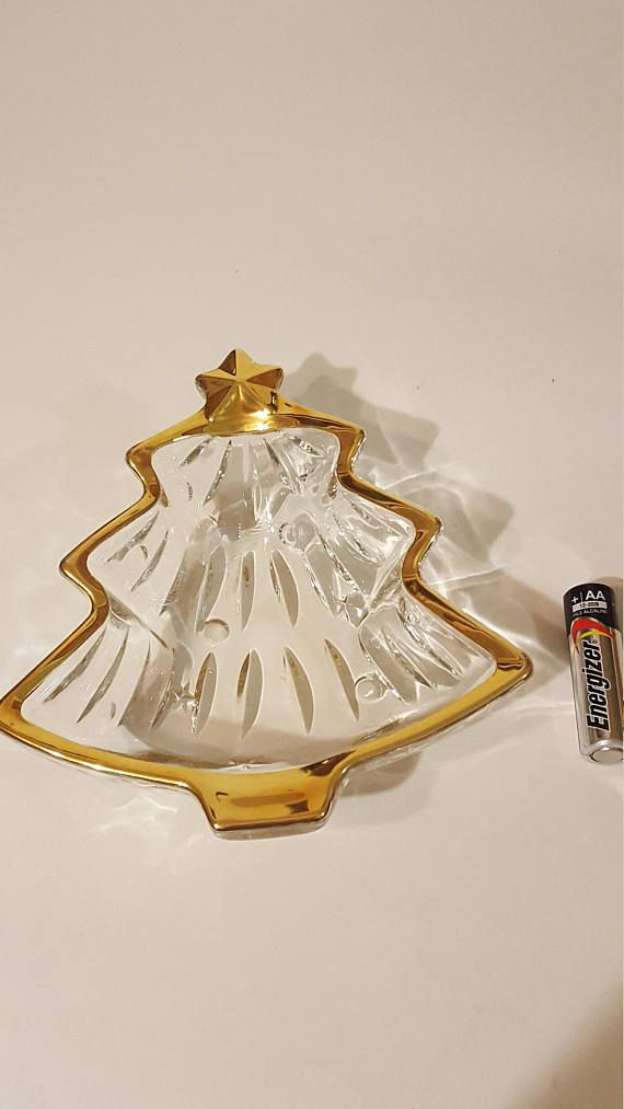Check out this item in my Etsy shop https://www.etsy.com/ca/listing/578969117/vintage-christmas-tree-dish-christmas