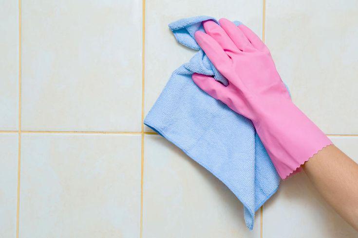 Fliesen Reinigen Die Besten Hausmittel Und Tipps Fliesen
