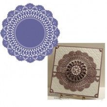Cheery Lynn Design Dies English Tea Party Doily - DL101