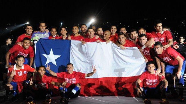 Viva Chile mierda!!!