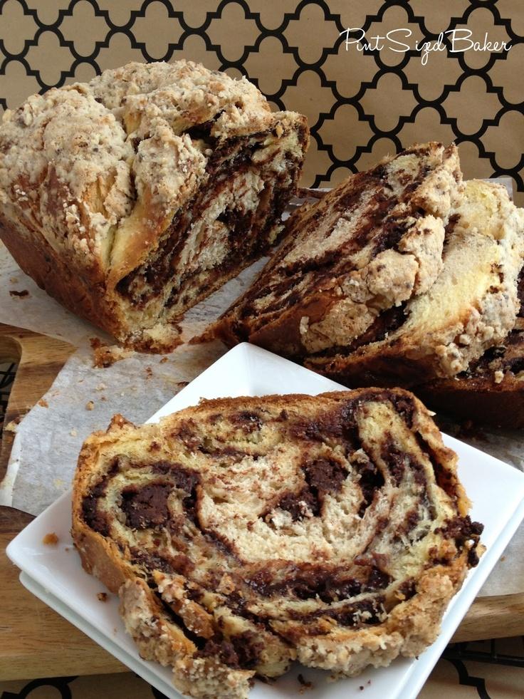 Chocolate Babka Recipe — Dishmaps