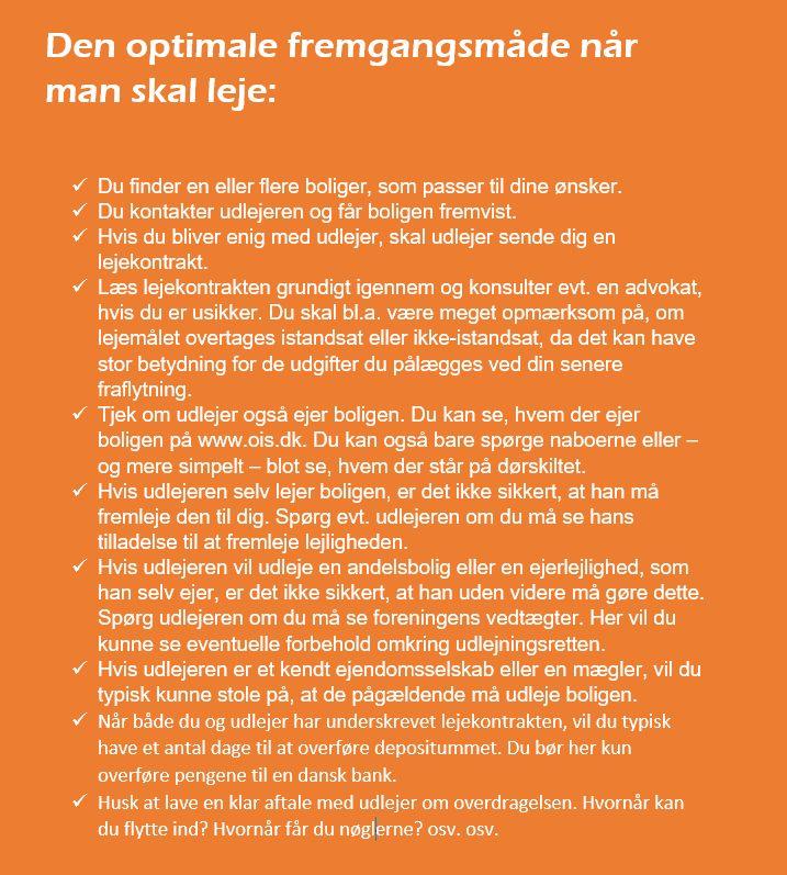 Den optimale fremgangsmåde når man skal leje! Læs guiden og tryk på billedet!  http://www.boligdeal.dk/nyheder/boligdeal-gaar-forrest-i-kampen-mod-snyd.aspx #lejeboliger #snyd #guide #vejledning #boligdeal #tips #råd