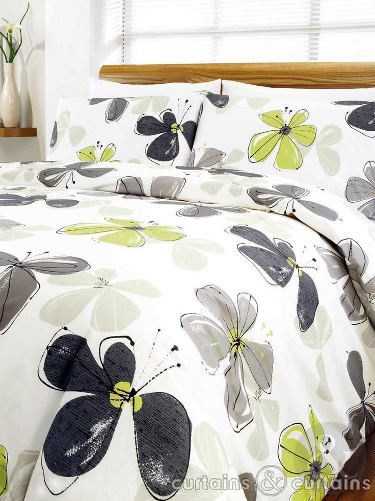 Plum Lime Green And Black Bedding Google Search
