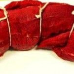 Step 1 - Beef Tender Process to Perfection: Trimmed & Tied!