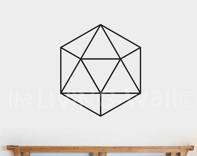 Die besten 25+ Tattoo u201eHexagonu201c Ideen auf Pinterest geometrische - deko ideen hexagon wabenmuster modern