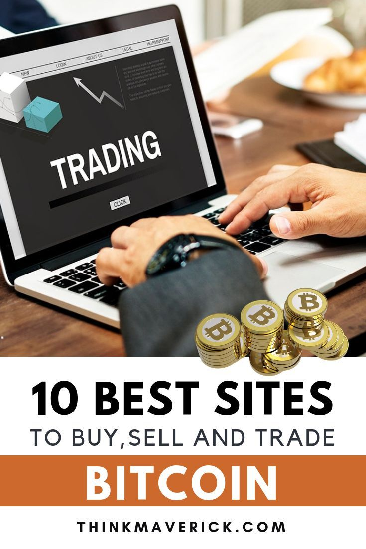 best sites for buying selling cryptocurrency