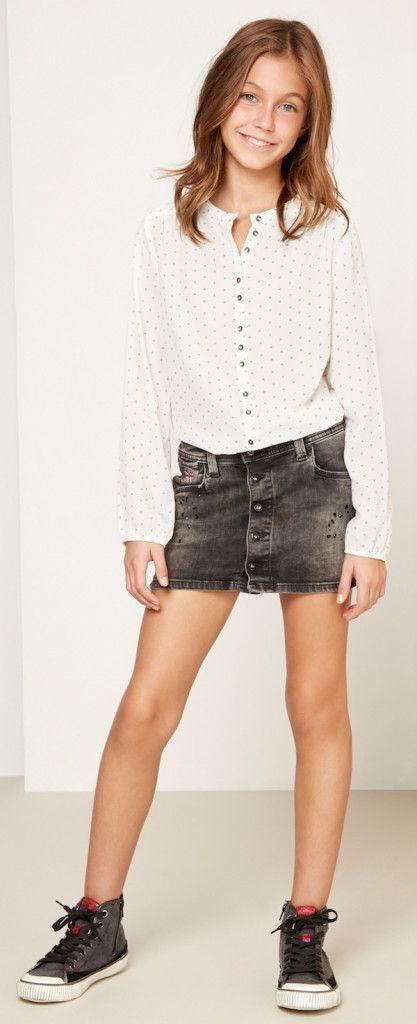 Ropa para adolescentes de Pepe Jeans Junior SS 15 > Minimoda.es                                                                                                                                                      Mais