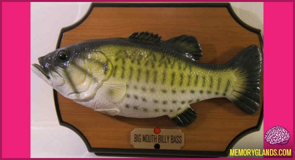 17 best images about childhood nostalgia on pinterest for Talking fish toy