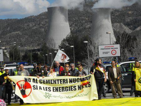 Carta de les generacions futures sobre l'ATI de Cofrents  http://www.ecologistasenaccion.org/article33464.html