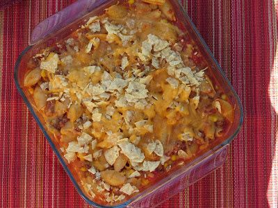 Been There Baked That: Taco Pasta Bake