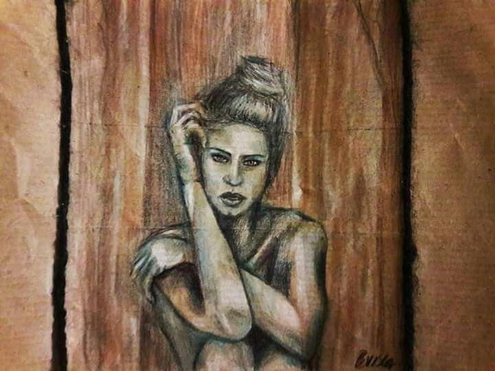 #drawing #sketch 2016 #viscabarbara