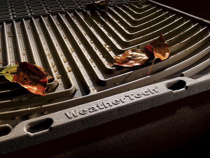 2012 Honda Odyssey | All-Weather Car Mats - All Season flexible rubber floor mats | WeatherTech.com