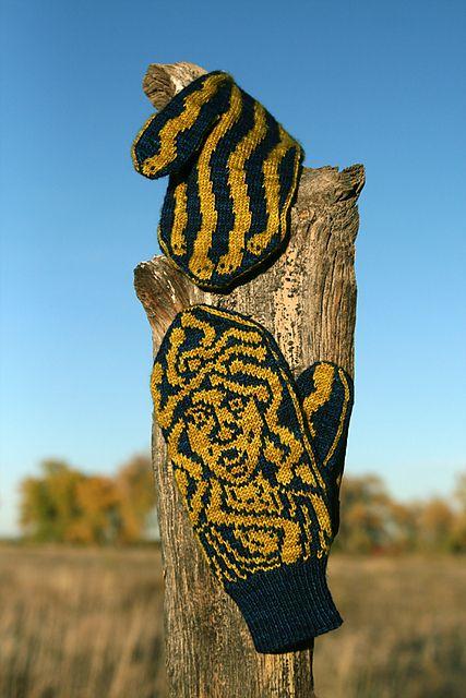 34 best Fair Isle images on Pinterest | Knitting charts, Knitting ...