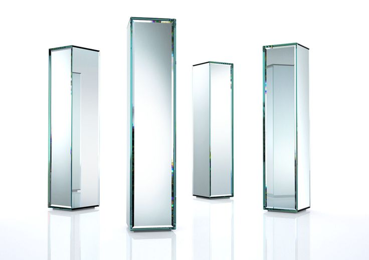 and again: PLEASE STOP MAKEING PRODUCTS tokujin yoshioka: PRISM mirrors for glas italia