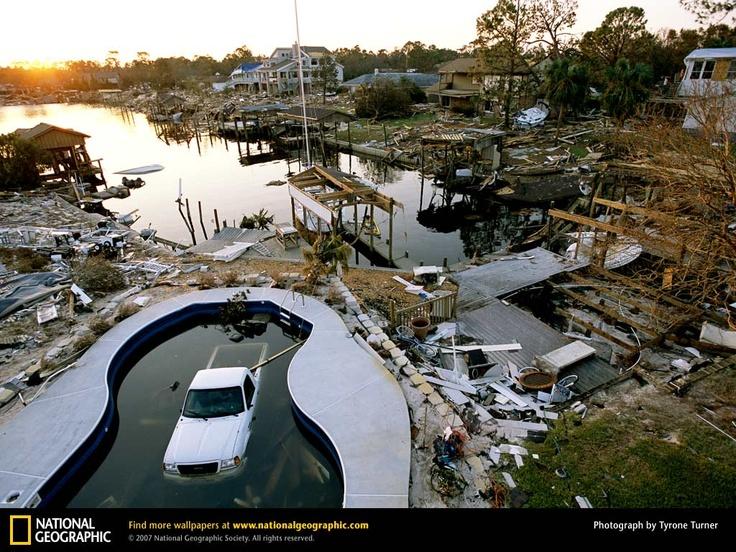 Hurricane Cat  Aftermath Videos