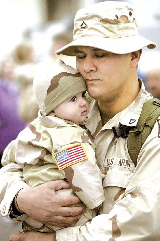 so much sacrifice; how can we thank them enough?