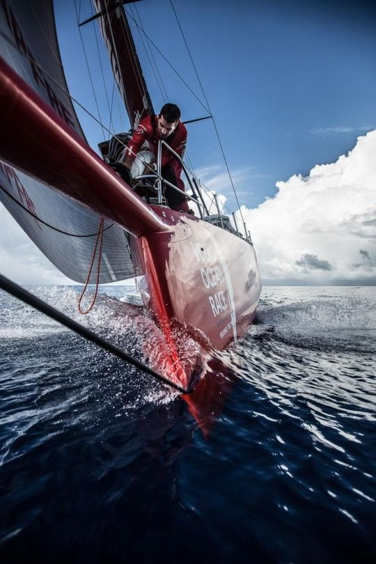 Volvo Ocean Race Team