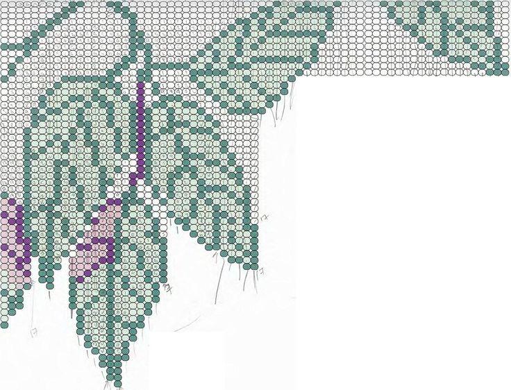березовые листья на украшениях
