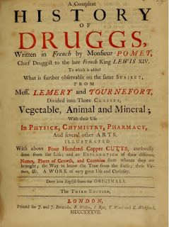 In The Compleat History of Druggs by Pierre Pomet (1737) under the entry for Macedonian Parsley, we are told that Andromachus, physician to the Roman Emperor Nero, used the seeds in a 'treacle', now called 'Venice Treacle', which was an powerful Alexipharmack or 'resister of poison and pestilence'.