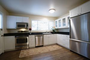 Installing a New Fridge? What You Need to Know About Counter Depth: Counter Depth Refrigerator Dimensions