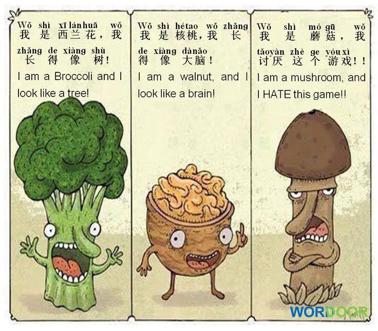 Wordoor Chinese - Chinese jokes# I hate this game!