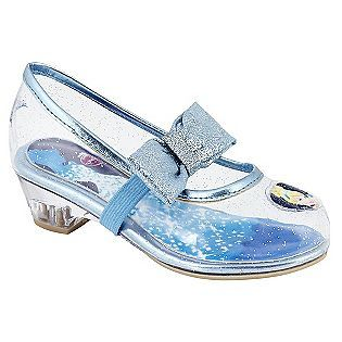 Disney Toddler Girl S Cinderella Dress Shoe Clear My