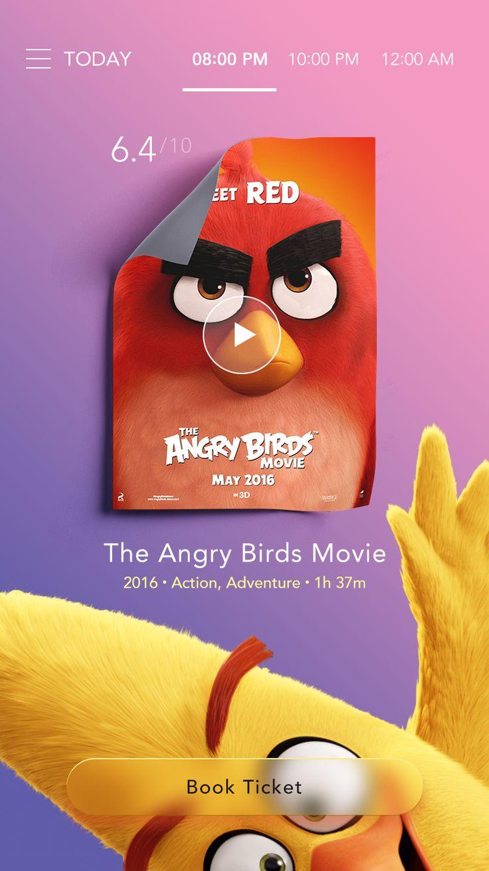 Today movies cinema app