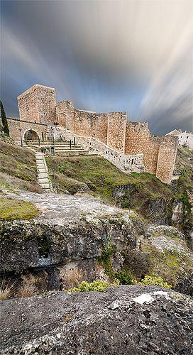 El castillo de CUENCA