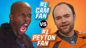 Video Perfectly Describes The Difference Between A Cam Newton Fan And A Peyton Manning Fan