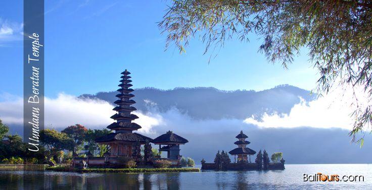 Taman Ayun Temple in Bedugul, Bali