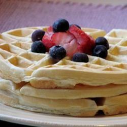 Mom's Best Waffles