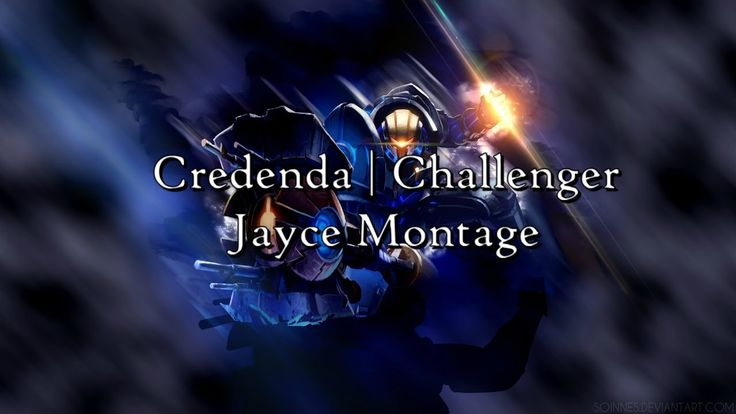Credenda | Challenger Mobi Boots Jayce Montage https://www.youtube.com/watch?v=Hn0qtBm2nA8 #games #LeagueOfLegends #esports #lol #riot #Worlds #gaming