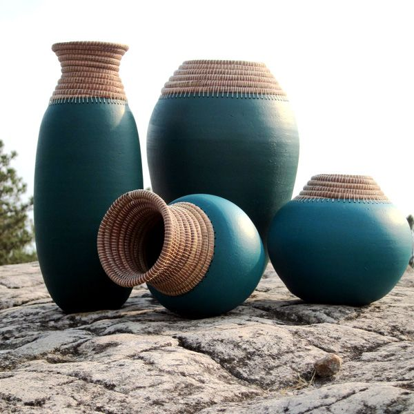 It's amazing how many skilled hands are involved in the making of each of our Pine Needle + Clay Vases! Take a look and learn more about where these beautiful pieces come from, and how they are making a difference in one rural Nicaraguan community. It all starts in San Juan de Oriente, N