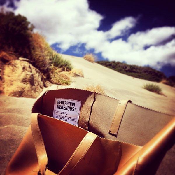 Bag by Generation Generous