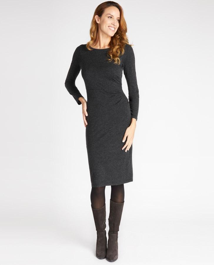 Sparkling Side Shirred Dress #lauraashleystyle