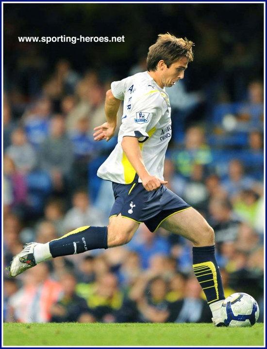 Sweet thou not Fleet feet of Niko KRANJCAR Tottenham Hotspur midfielder